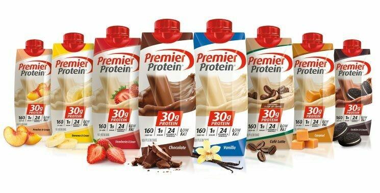 Protein Shake Premier