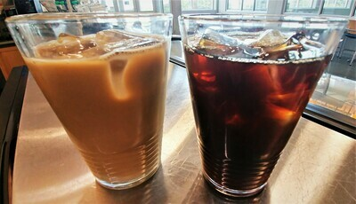 Iced Coffee Flavoured