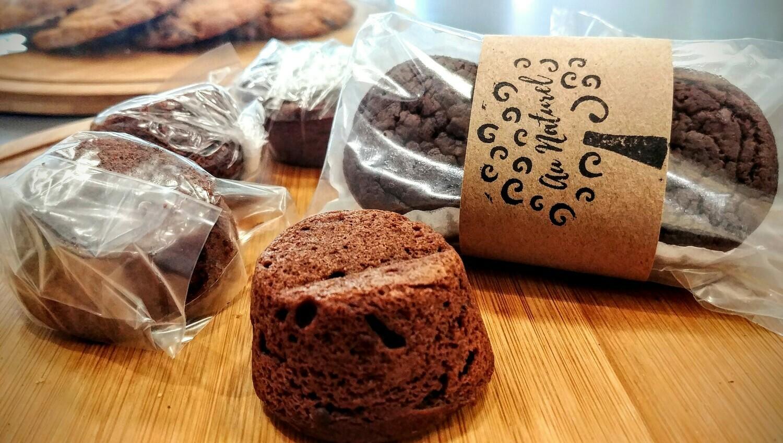 Brownie Sugar Free Individual - Gluten Free, Diabetic & Keto Friendly