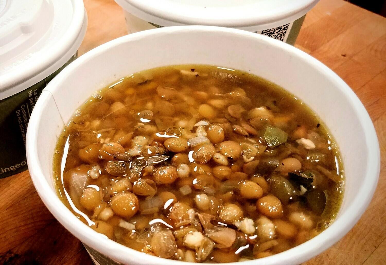Si Weon 12Oz Soup - Lentils