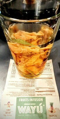 Iced INFUSION Herbal Refreshers Tea 12Oz - TROPICAL