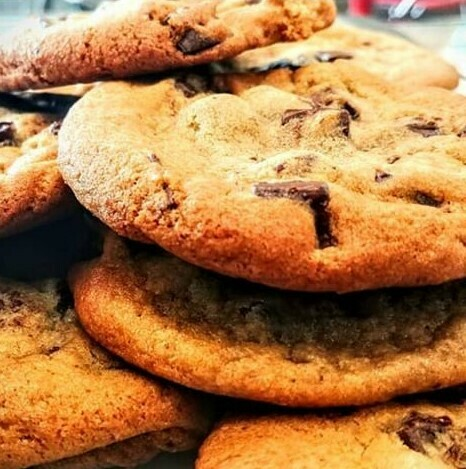 Chocolate Chip Cookie TMFC