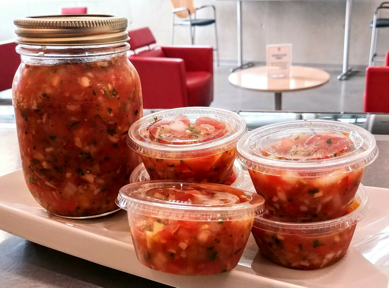 Pebre Salsa 500ml Jar