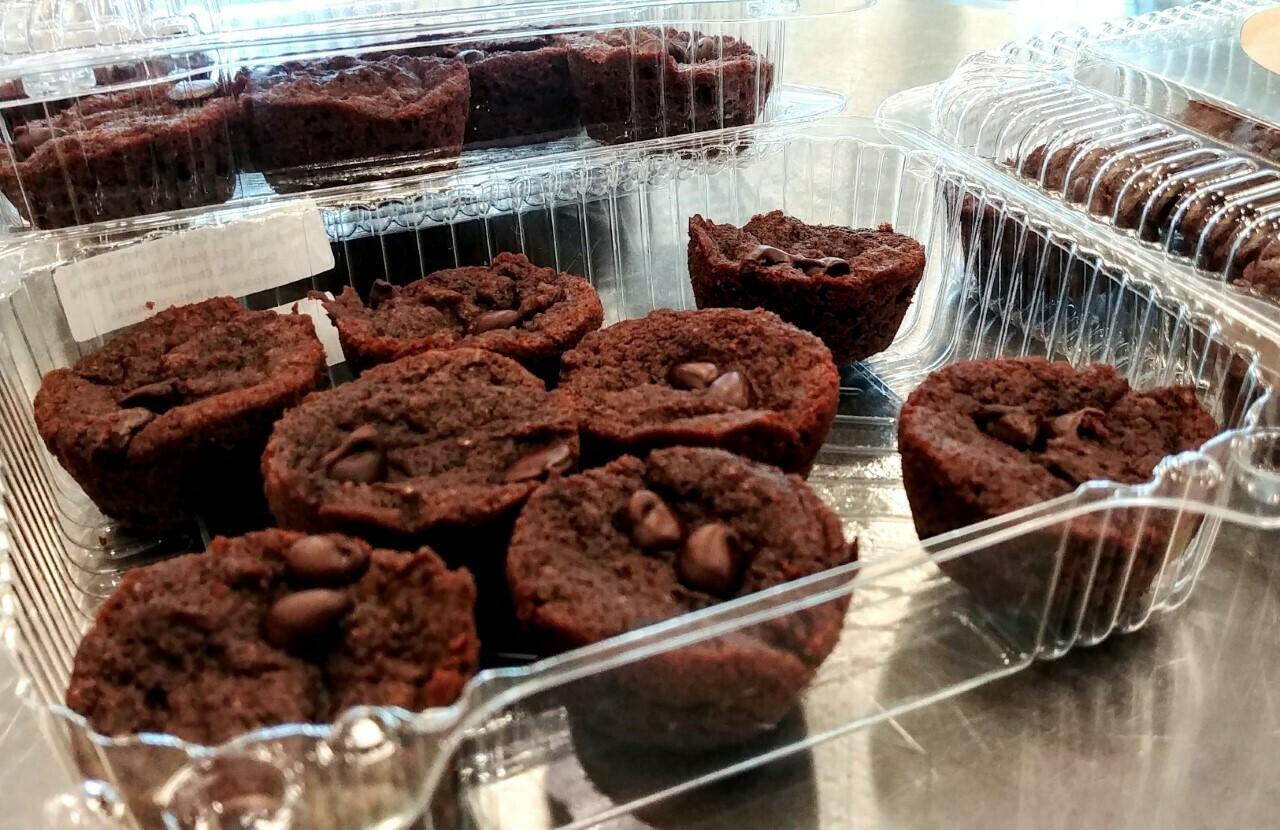Brownie Sugar Free x 8 package - Gluten Free, Diabetic & Keto Friendly
