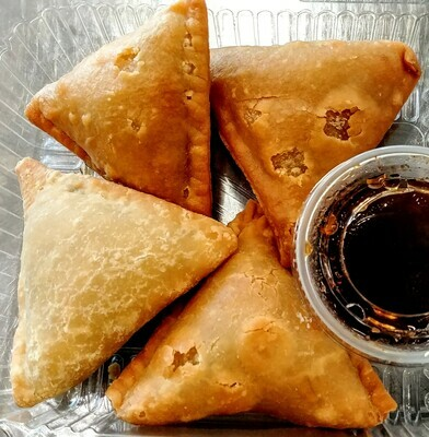 Fatima's Indian Food - Samosas Package
