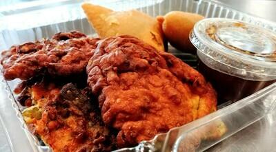 Fatima's Indian Food - Samosas & Pakoras Package
