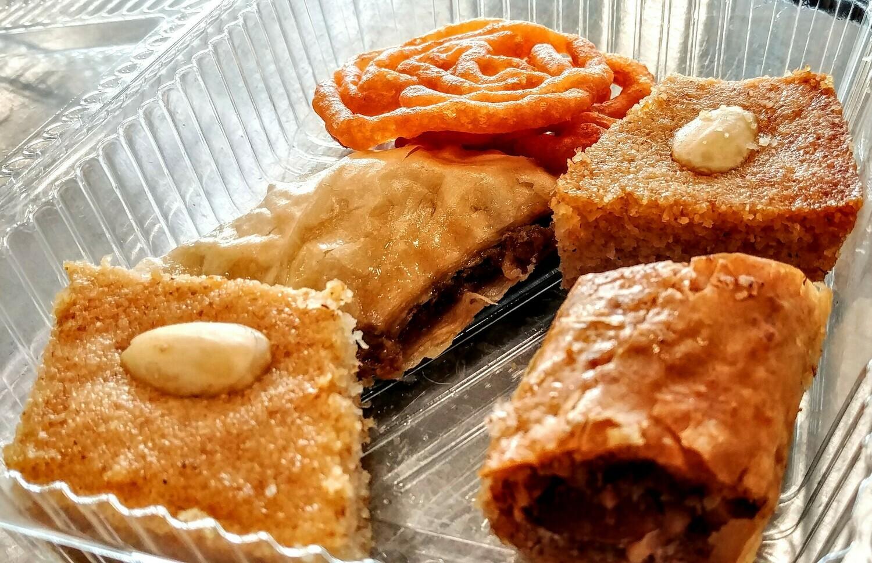 Fatima's Indian Food - Sweet Treats Package