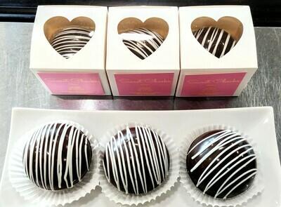 Hot Chocolate Bombs - Sweet Cheeks Bakery - Package x 6
