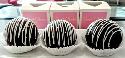 PRE ORDER ONLY  - Hot Chocolate Bombs -Sweet Cheeks Bakery