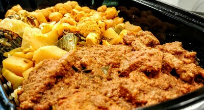 Beef Curry Combo - Fatima's Indian Food