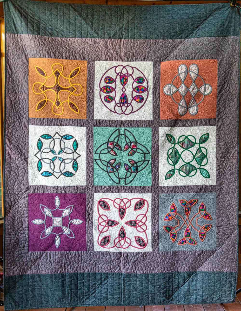 Quilt #05 - Celtic Knots