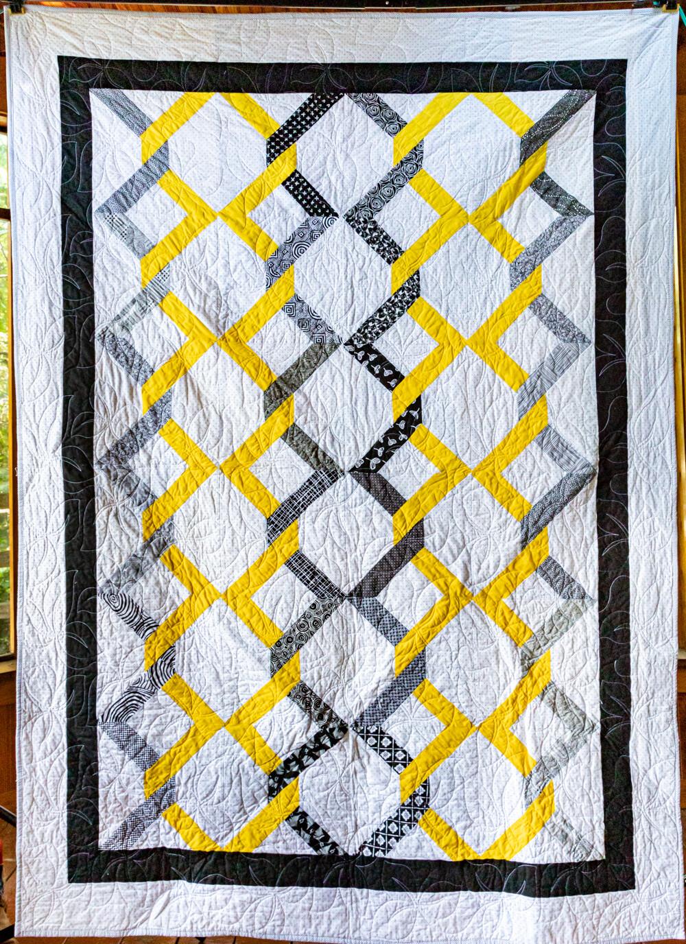 Quilt #23 - Trellis