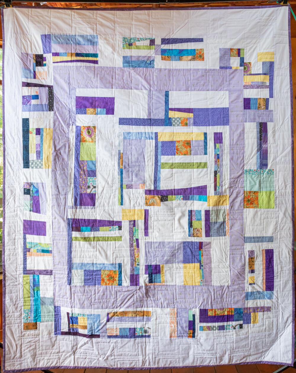 Quilt #28 - MidCentury Modern