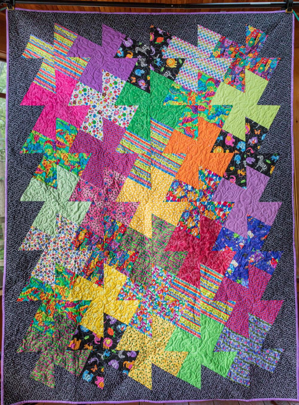 Quilt #30 - Tessellation