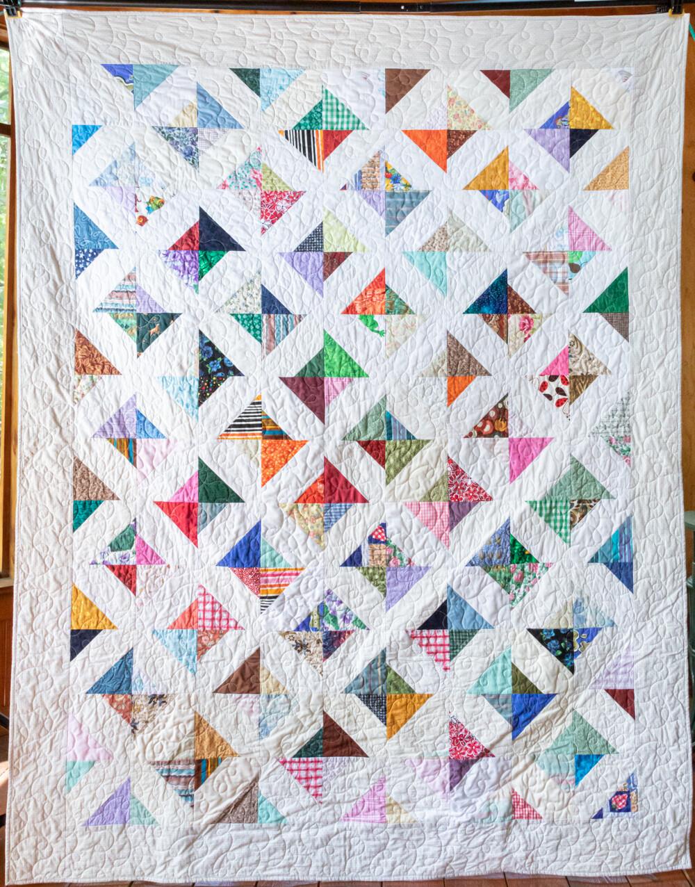 Quilt #35 - Spools