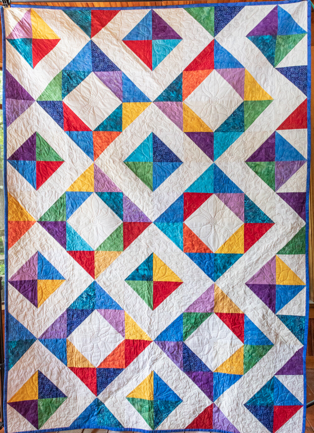 Quilt #40 - Shadow Box