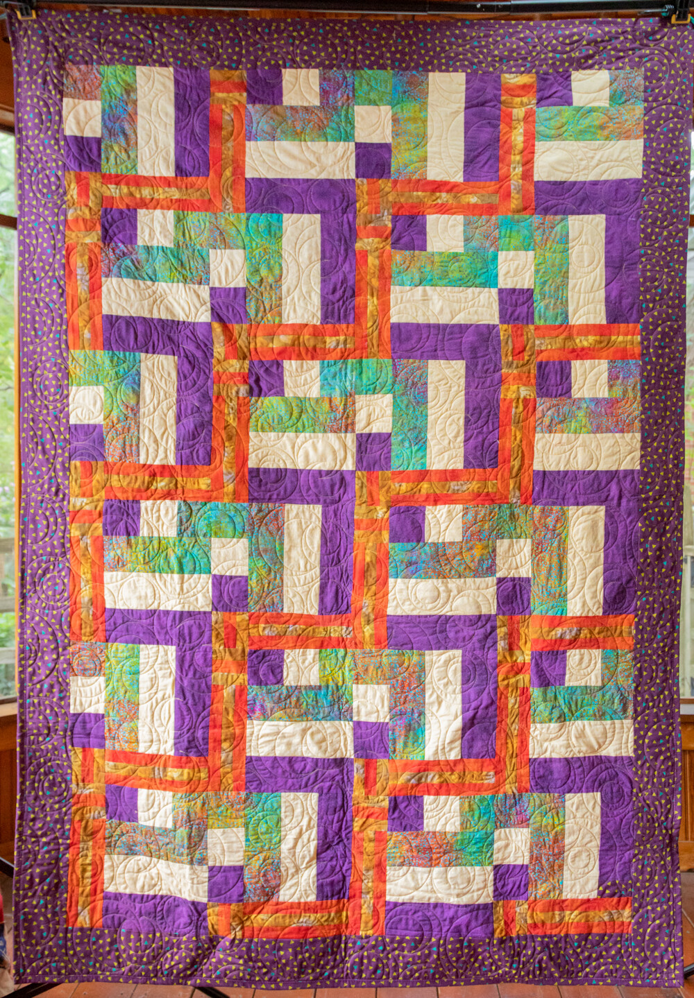 Quilt #51 - Stairs