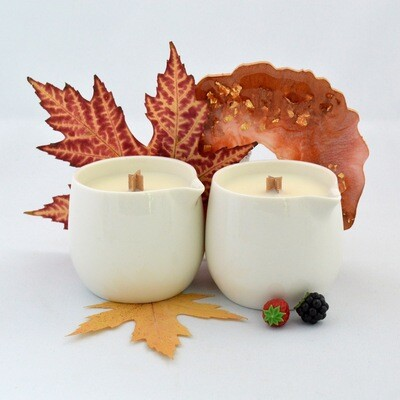"Soy Wax Candle ""Nose Tip"""