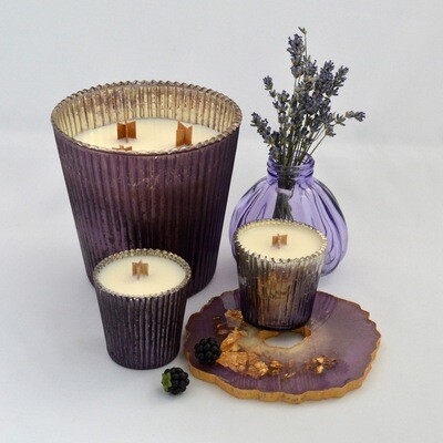 Soy Wax Lavender Collection Candle