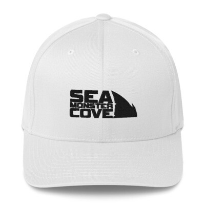 Sea Monster Cove Structured Twill Cap