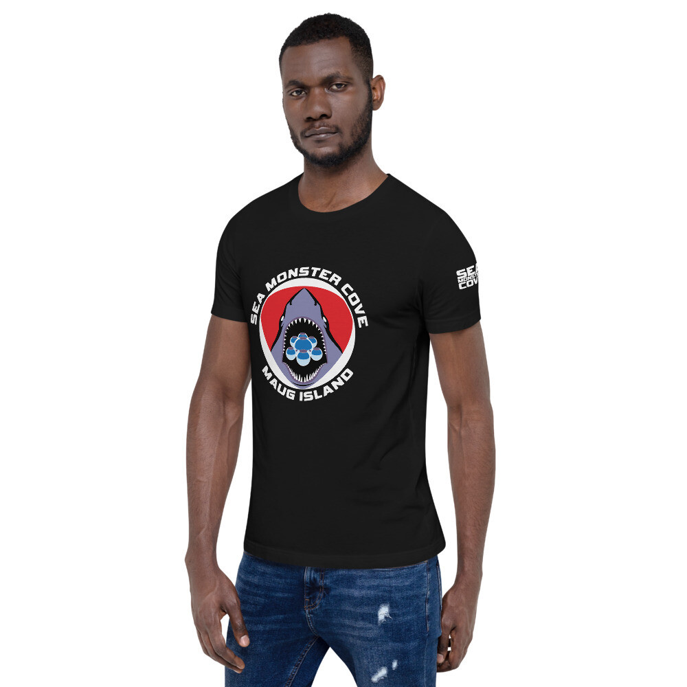 Layla SMC with SMC on Sleeve Short-Sleeve Unisex T-Shirt