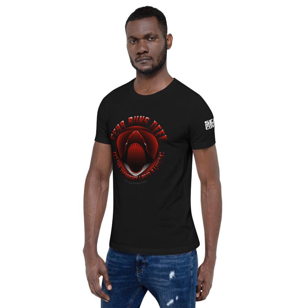 Fear Runs Deep Short-Sleeve Unisex T-Shirt
