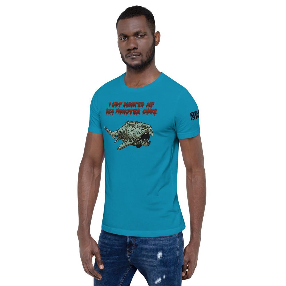 I Got Dunk'ed Short-Sleeve Unisex T-Shirt