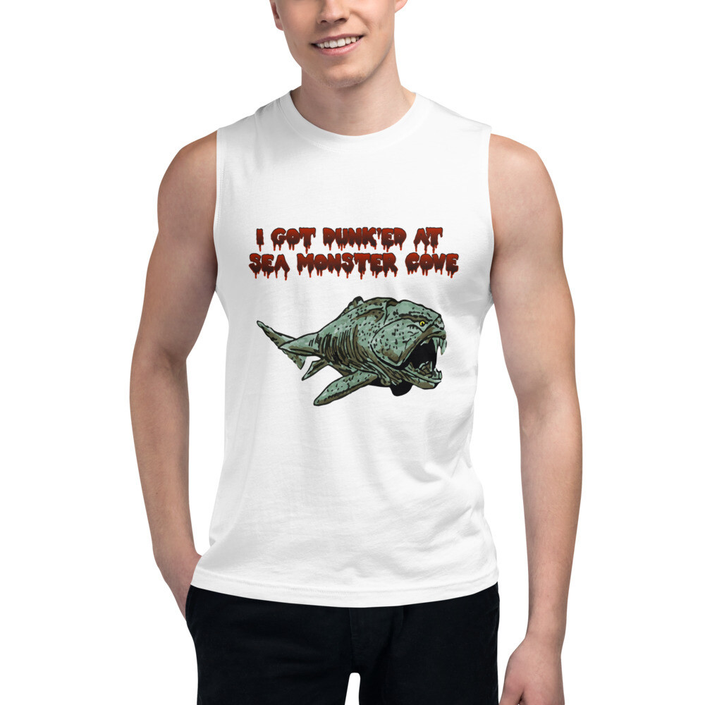 I Got Dunk'ed Muscle Shirt