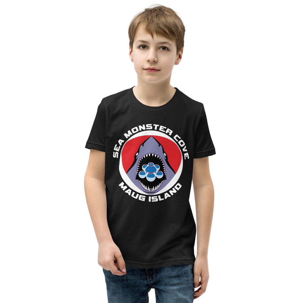 Layla SMC (White Letters) Youth Short Sleeve T-Shirt
