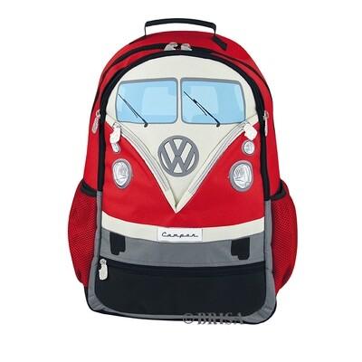VW T1 Rucksack groß - rot