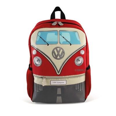 VW T1 Rucksack klein - rot