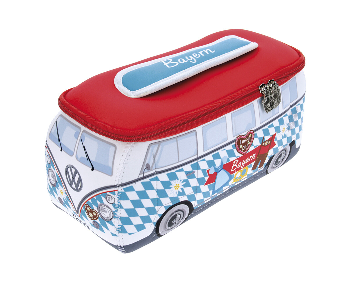 VW T1 Neoprentasche - Bayern Edition