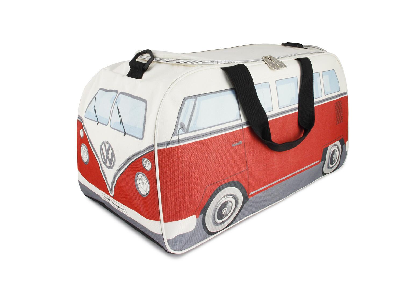VW T1 Sporttasche klein - rot