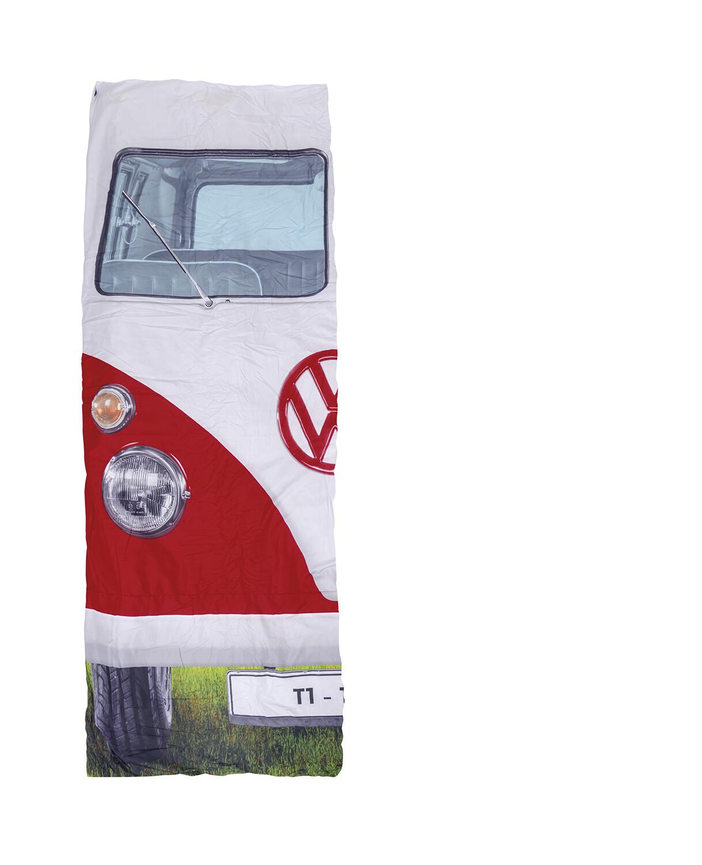 VW T1 Einzelschlafsack - rot
