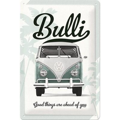 Bulli Good Things - Blechschild
