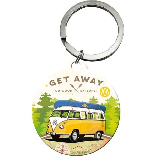 Get Away - Schlüsselanhänger