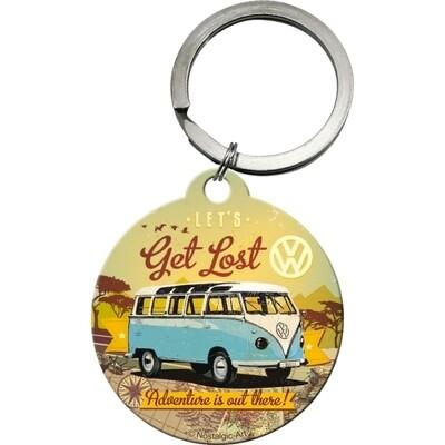 Let´s Get Lost - Schlüsselanhänger