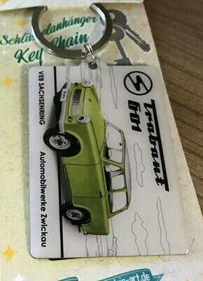 Trabant - Schlüsselanhänger