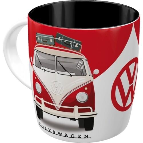 Good In Shape VW Bulli rot - Tasse
