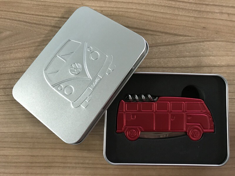 Multifunktionstaschenmesser - VW Bulli
