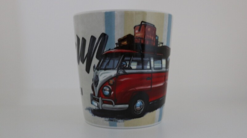 Pickup VW Bulli - Tasse