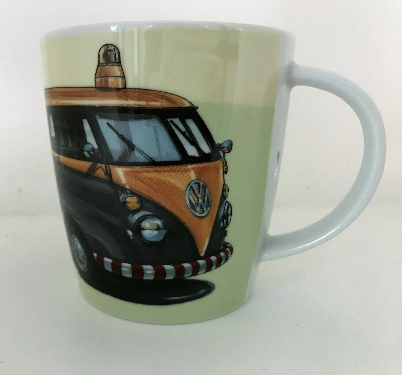 Pritsche VW Bulli - Tasse