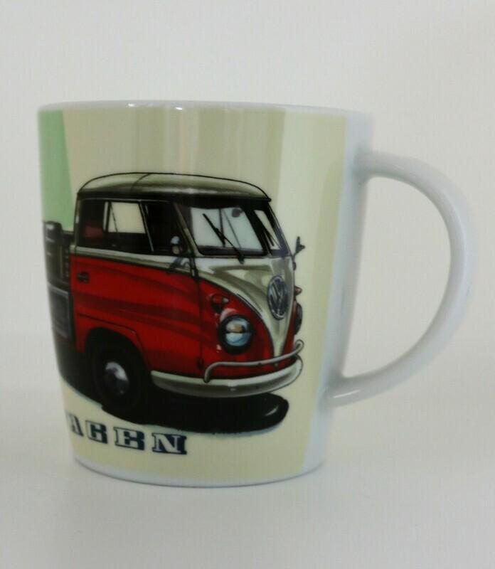 Service VW Bulli - Tasse