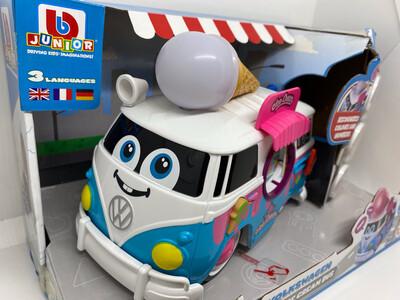 Spielauto - Magic Ice Cream Bus