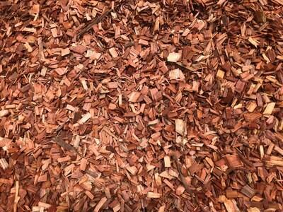 Jarrah Wood Chip