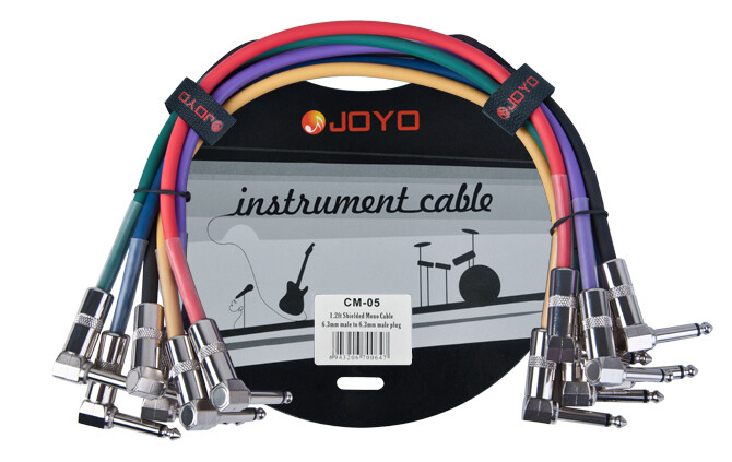 Cable for Guitar effects  1pcs JOYO CM-05