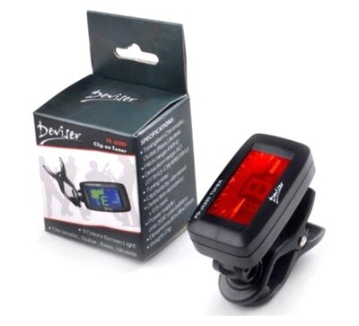 Digital Tuner for Acoustic, Electric, Classical, Bass Guitar iMG428