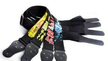 Strap for Acoustic, Electric, Classical, Bass Guitar iMG407