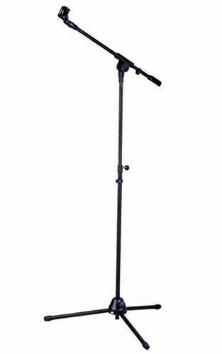 Microphone stand adjustable Metal Tripod Floor stand iMS916
