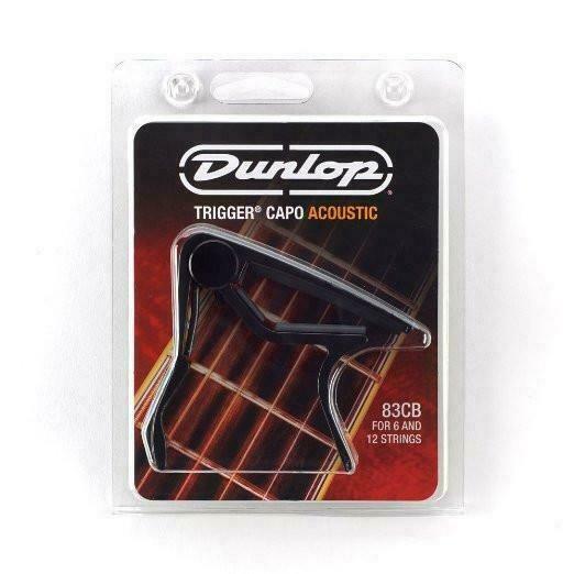 DUNLOP 83CB Trigger Curved Guitar Capo